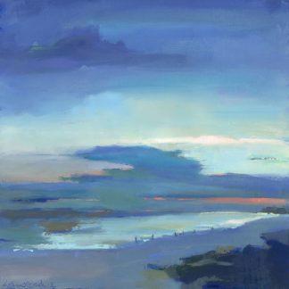 B4203D - Broaderick, Kathleen - Henderson Sunset