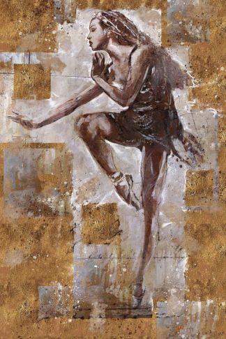 W1226D - Wiley, Marta - Jazz Dancer No. 1