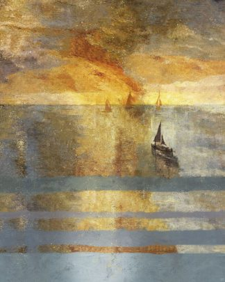 W1228D - Wiley, Marta - Light on The Water No. 1