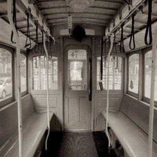 Cable Car Interior #2