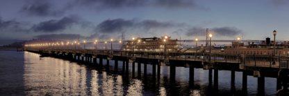 Broadway Pier Pano #118