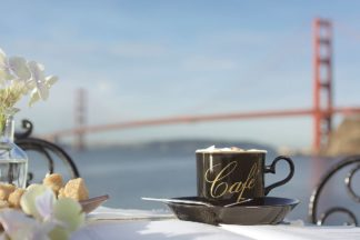Dream Cafe Golden Gate Bridge #87