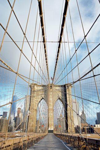 Brooklyn Bridge Walkway No. 1