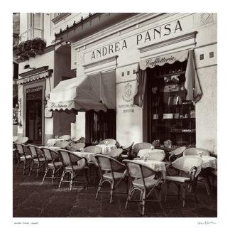 Andrea Pansa, Amalfi