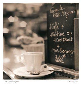 Café, Champs-Élysées