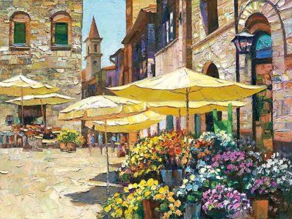 Siena Flower Market