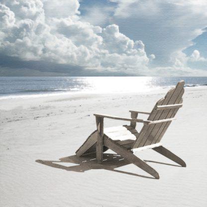 Solitary Beach Chair