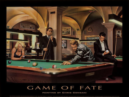 C296 - Consani, Chris - Game of Fate