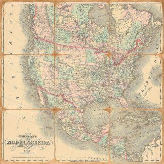 American Republic, 1842