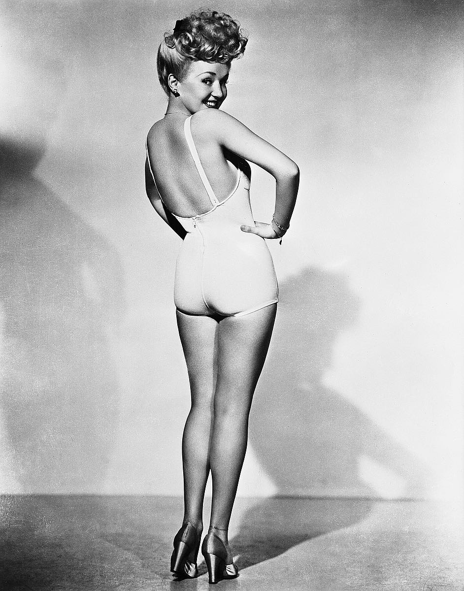 Image result for betty grable