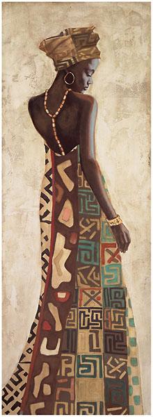 Femme Africaine III