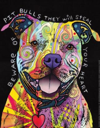 Beware of Pit Bulls