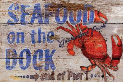 U598 - Unknown - Seafood on the Dock