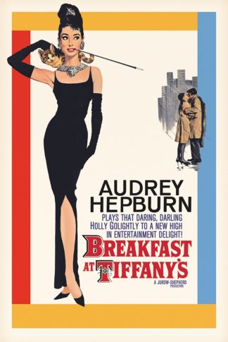 Breakfast at Tiffany's – Movie Poster